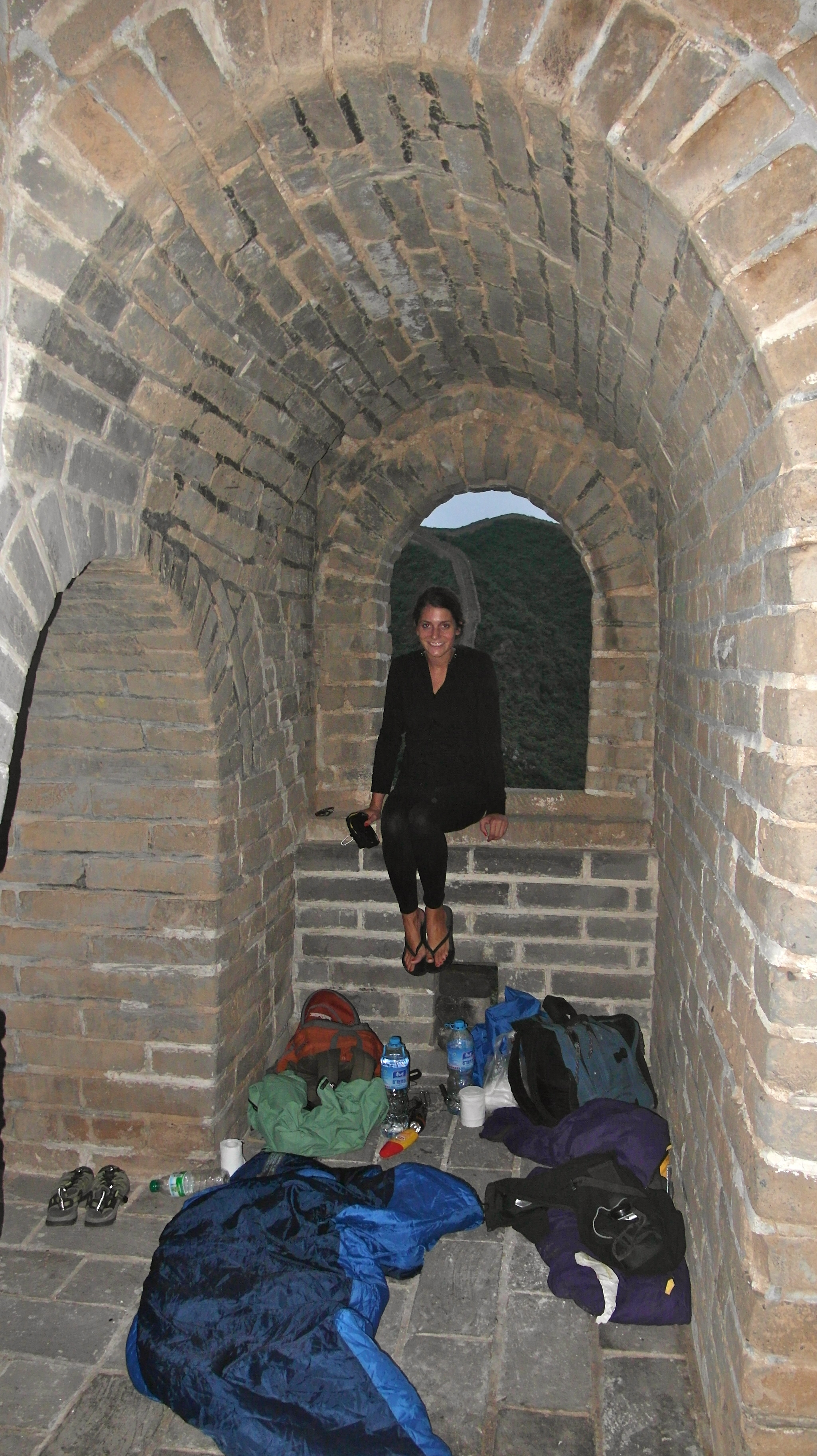 Our Great Wall penthouse